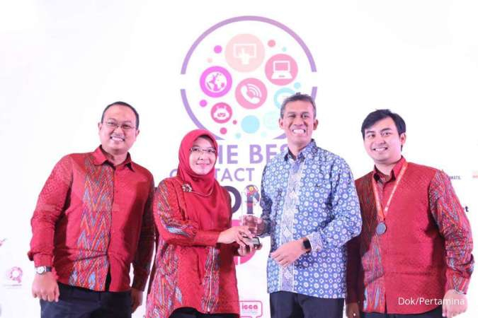 Pertamina borong 12 penghargaan The Best Contact Center Indonesia