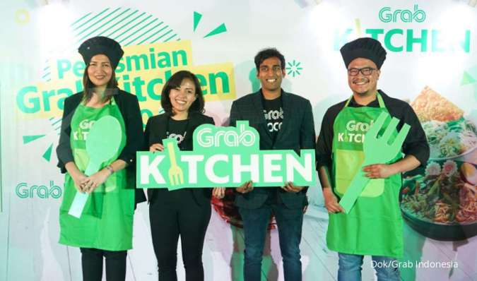GrabFood umumkan pengembangan jaringan cloud kitchen bernama GrabKitchen
