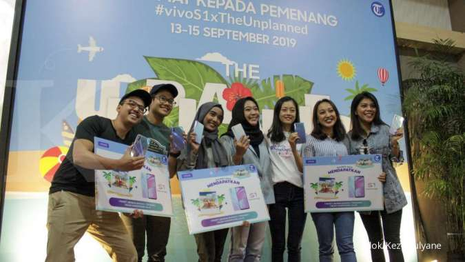 Vivo Indonesia dan Tribunnews.com ajak pemenang online photo competion ke Belitung