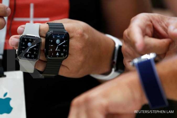 Apple rilis jam tangan yang bisa digunakan oleh me