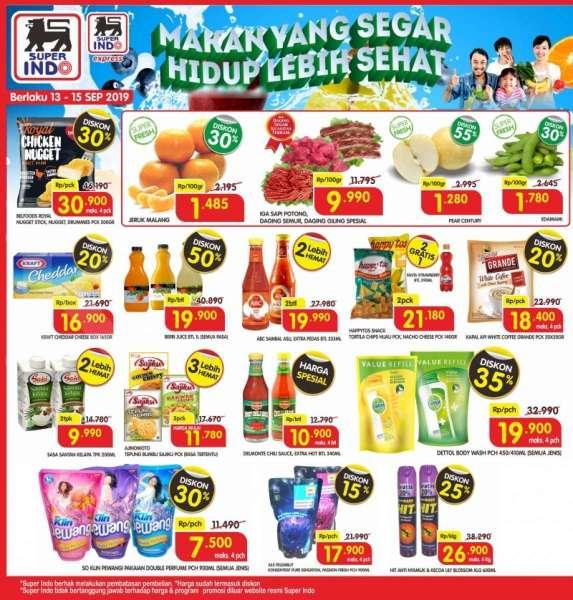 Katalog Promosi Superindo 13-15 September 2019 (2)