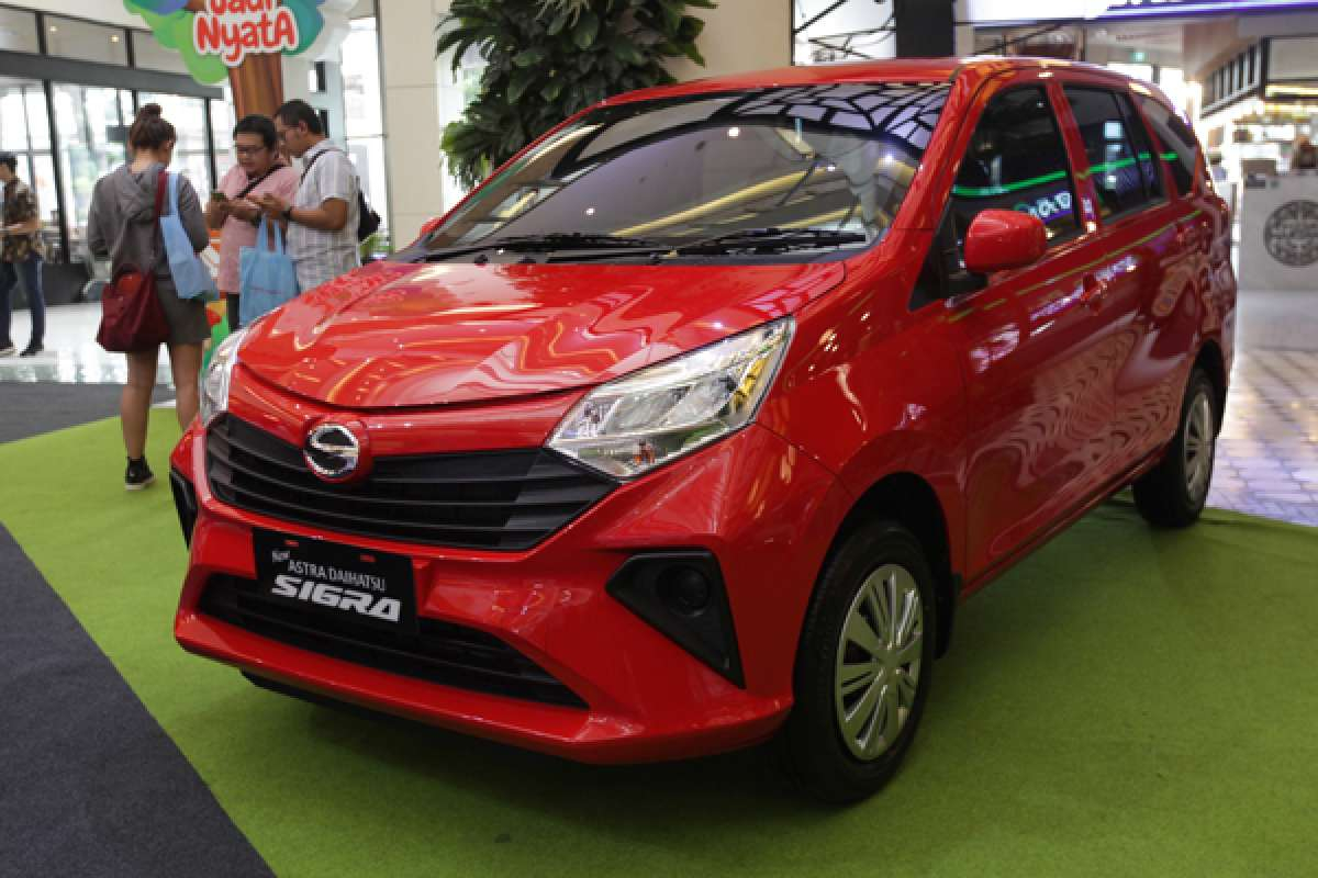 New Astra Daihatsu Sigra