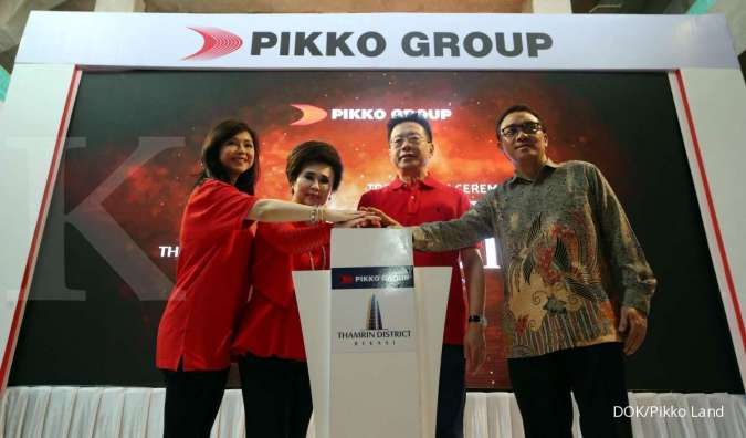 RODA Pikko Land gelar topping off Thamrin District