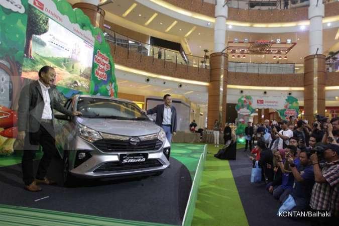 Pasar otomotif melamban, ada peluang di segmen LCGC