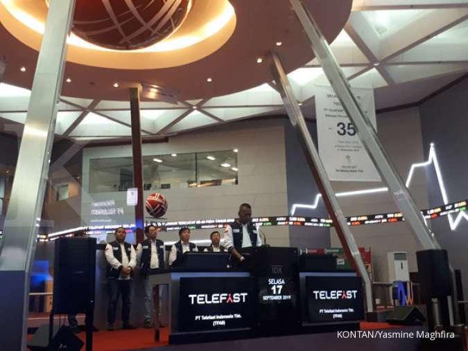 TFAS DMMX Telefast lndonesia (TFAS) dan Digital Mediatama (DMMX) akan buyback saham mulai Maret