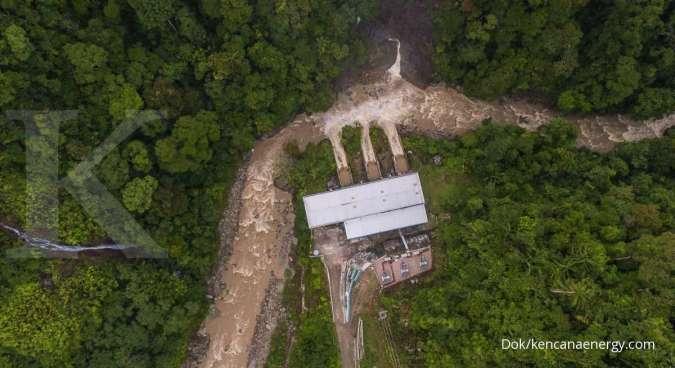 KEEN PLTA Air Putih beroperasi, Kencana Energi (KEEN) bidik US$ 20 juta dari PLN