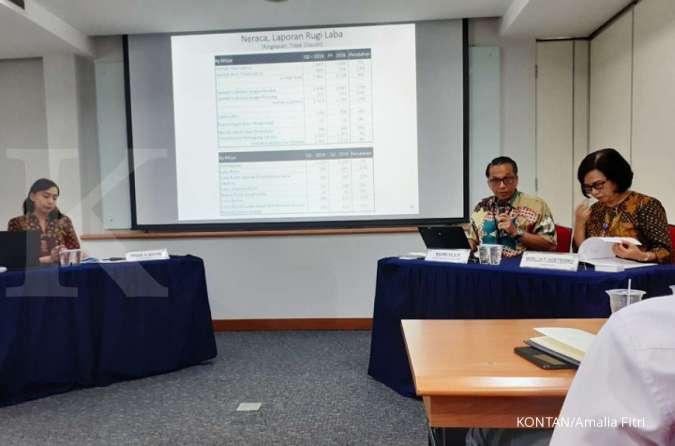 Total Bangun Persada (TOTL) targetkan kontrak baru 2020 capai Rp 3 triliun