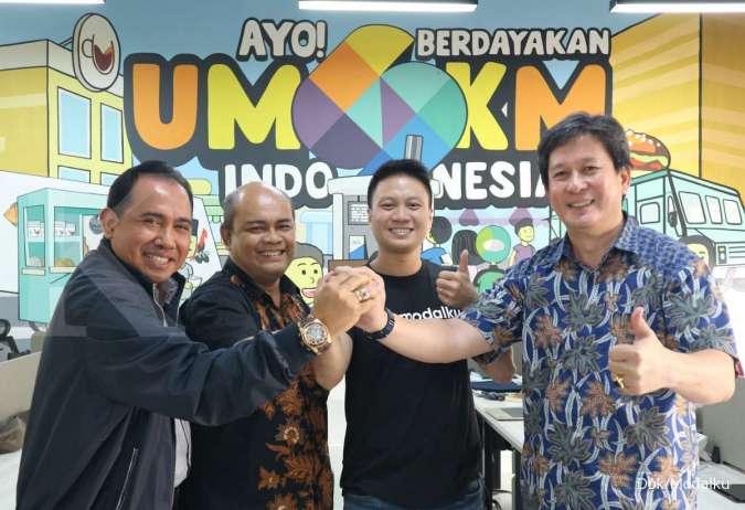 Modalku dan BPR Luncurkan Kolaborasi Pendanaan Bersama untuk Mendanai UMKM Indonesia