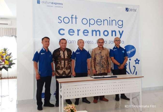 DFAM Dafam Hotel luncurkan hotel bintang dua, Dafam Express di Jakarta Pusat