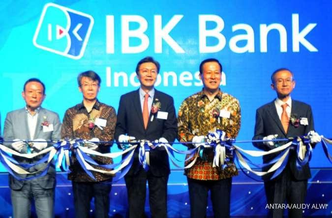 AGRS Rights issue Bank IBK Indonesia (AGRS) hanya diserap oleh Industrial Bank of Korea