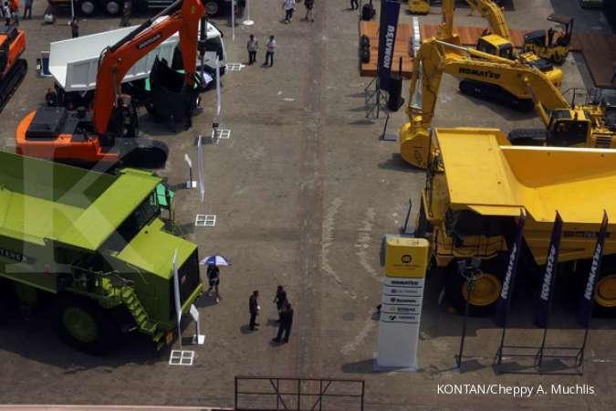 United Tractors (UNTR) menargetkan penjualan batubara hingga 9,5 juta ton