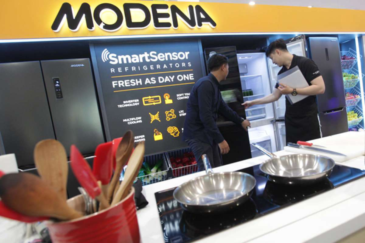 Modena Smart Roadshow 2019