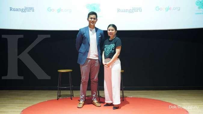 Yayasan Ruangguru dan Google.org Tingkatkan Literasi Digital, Ajak Siswa dan Guru Cerdas Berinternet