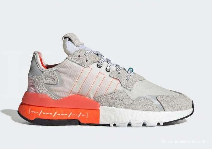 Mengulik arti kode pada sepatu nite jogger