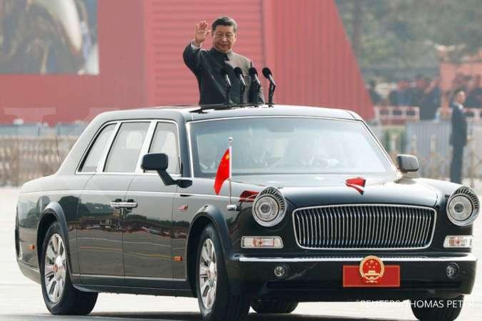 Xi Jinping: Epidemi corona belum capai puncak