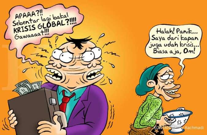 Benny Rachmadi - Krisis Ekonomi Global