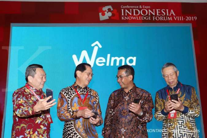 Kredit melambat, bank pacu bisnis wealth management