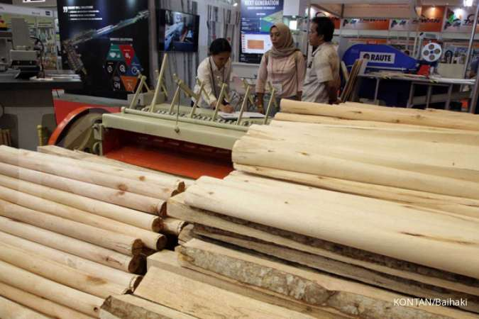 Begini respon pelaku industri kayu terhadap insentif fiskal untuk sektor manufaktur