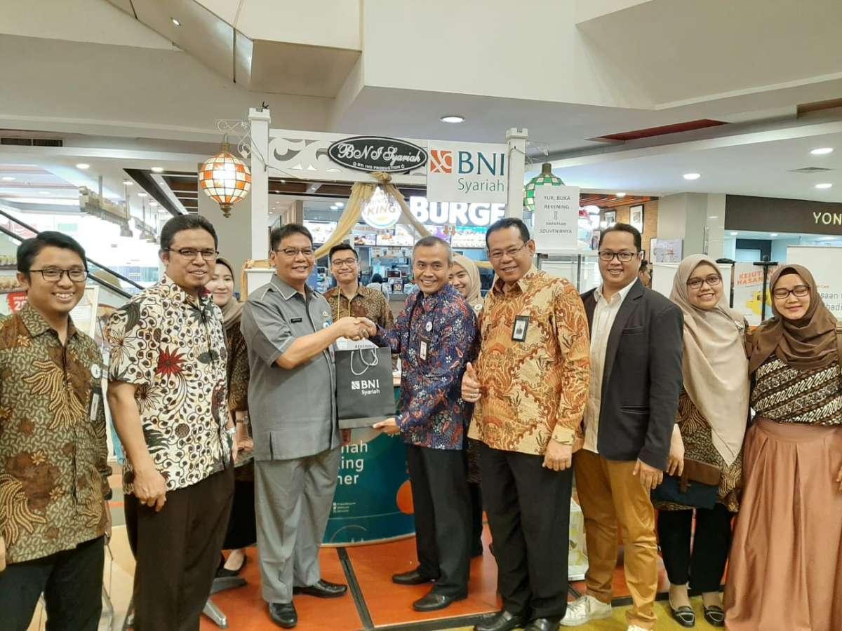 Dukung Pengusaha UMKM, BNI Syariah Berpartisipasi di Depok Halal Festival 2019