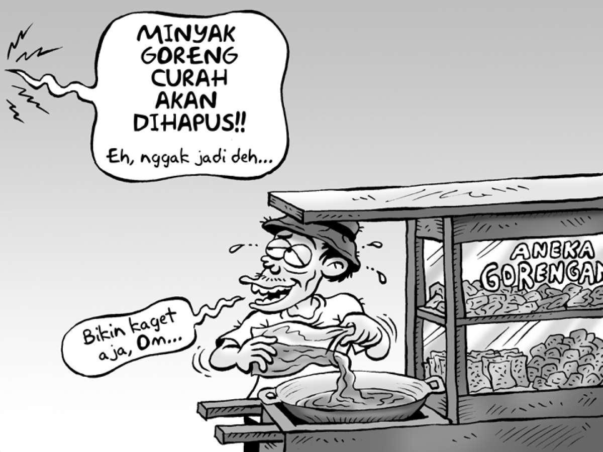 Benny Rachmadi - Maju Mundur Aturan Minyak Goreng Curah
