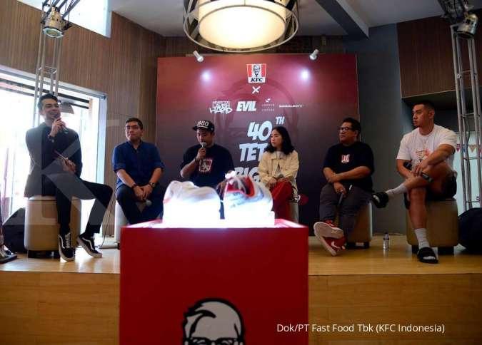 FAST Ini penyebab pendapatan Fast Food Indonesia (FAST) naik di kuartal III-2019