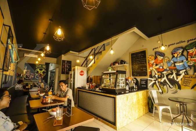 Mendirikan Usaha Kafe Plus Bengkel Sepeda