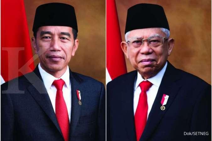 Jelang pelantikan, Jokowi temui tamu negara