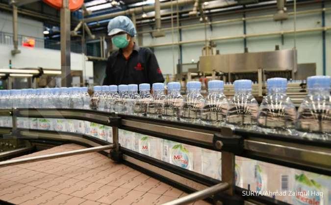ADES Bisnis air minum kemasan diprediksi bakal meningkat tahun depan