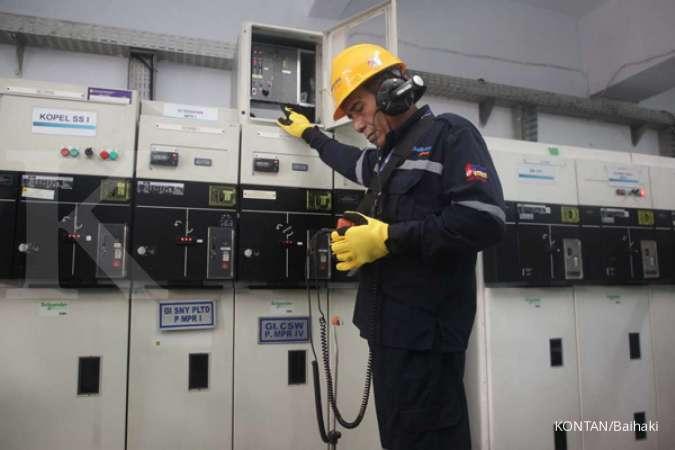 Sehari menjelang Idul Fitri, pasokan listrik di Sumatera dan Kalimantan diklaim aman