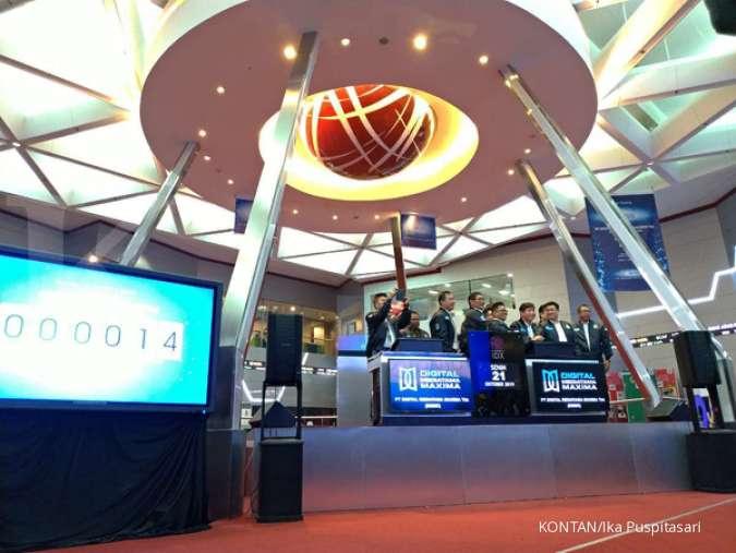 Digital Mediatama (DMMX) targetkan pendapatan Rp 100 miliar hingga akhir 2019