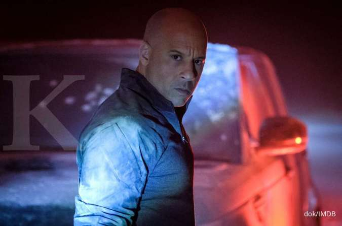 Sony Picture ruilis official Trailer aksi Vin Diesel dalam film Bloodshoot di YouTube