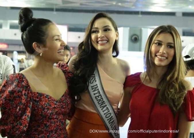 Indonesia siap rebut mahkota kedua Miss International 2019