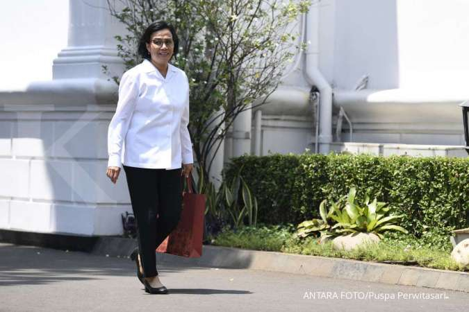 Indonesia's Indrawati to stay on as finance minister