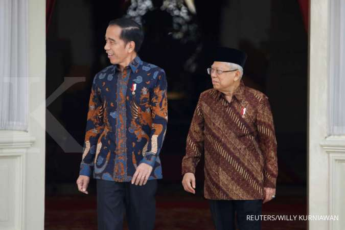 'Trust me': Jokowi cancels plan to revoke KPK law amendment