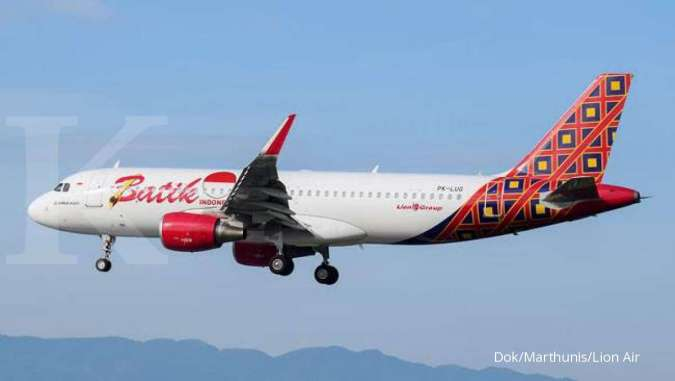 Batik Air buka penerbangan umroh premium direct flight
