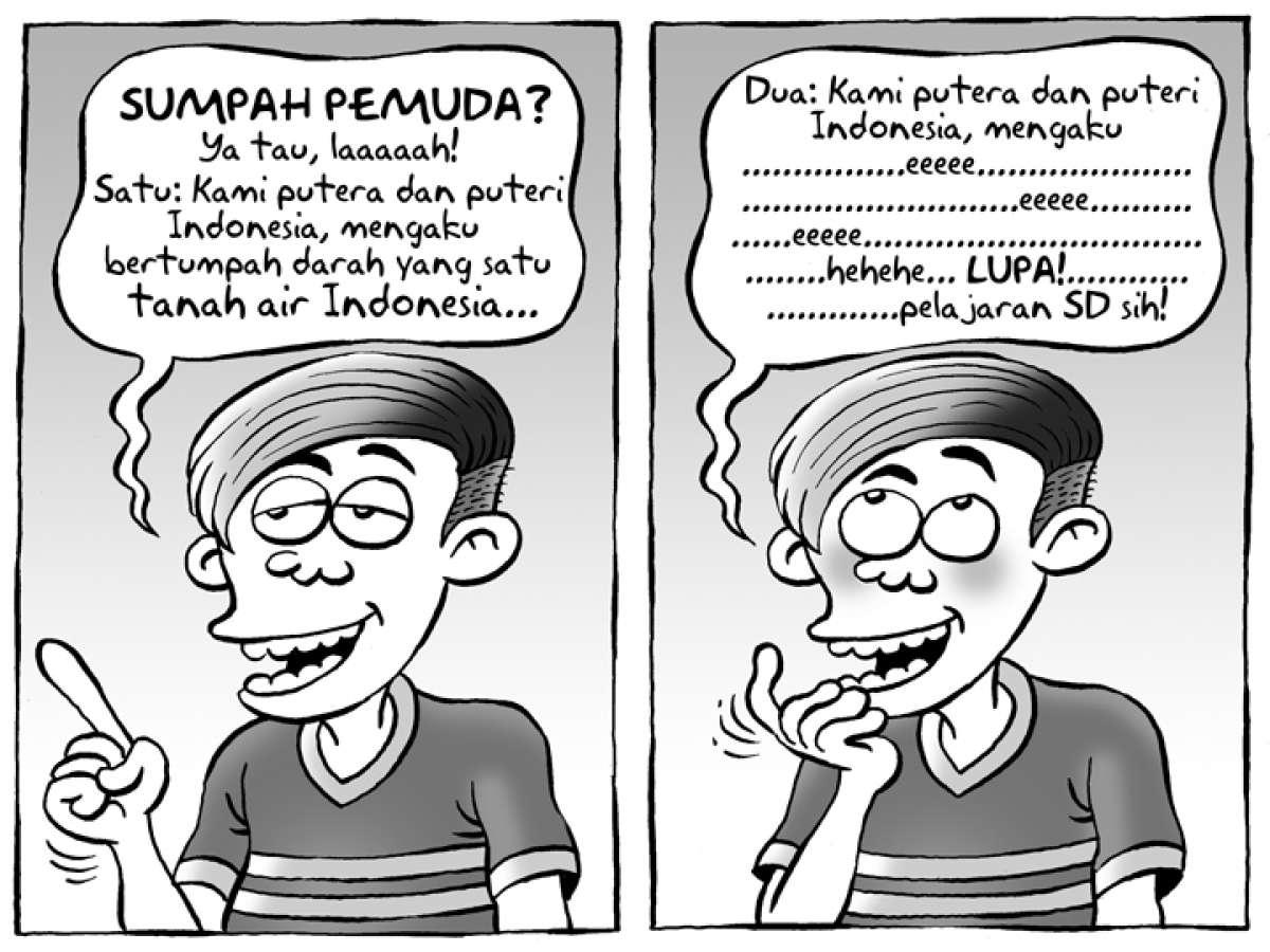 Benny Rachmadi - Sumpah Pemuda Jaman Now