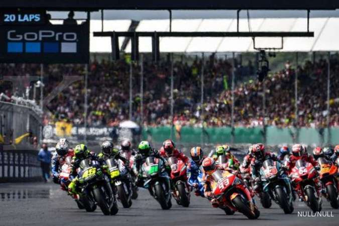 Pre-Booking Tiket MotoGP Indonesia Laris Manis
