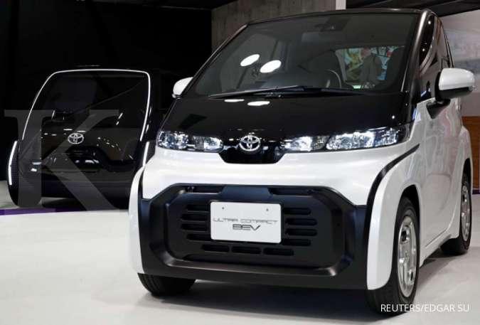 Toyota keluarkan mobil listrik terbaru nan mungil, harga hanya Rp 200-an juta