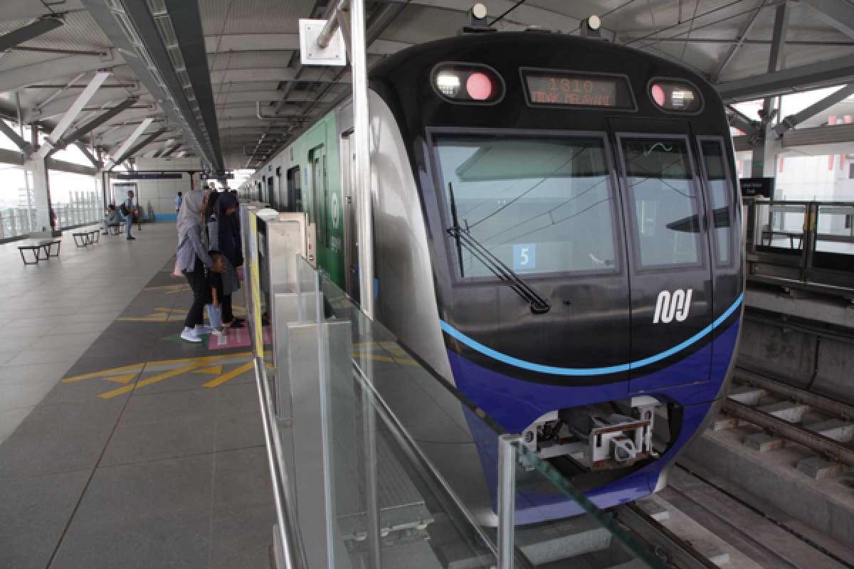 Target pendapatan non-tiket MRT Jakarta