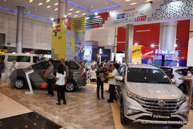 ASII Pasar otomotif melandai, Daihatsu optimistis pangsa pasar tetap 17%
