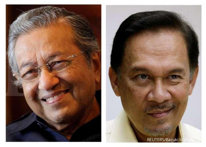 Taktik Mahathir: Mengundurkan diri agar suksesi Anwar Ibrahim gagal
