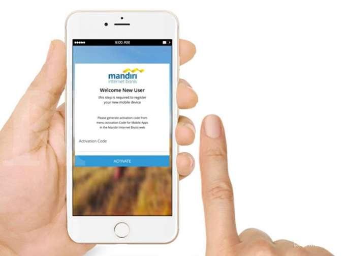 Ini Cara Aktivasi Mandiri Internet Bisnis Mobile Untuk Transaksi Bisnis