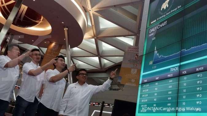 Resmi melantai di BEI, ini target Ginting Jaya Energi (WOWS) ke depan
