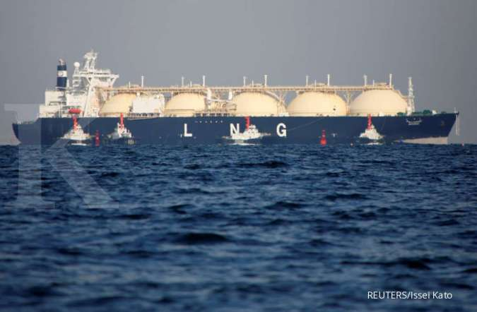 Tanker liquefied natural gas (LNG). REUTERS/Issei Kato/File Photo