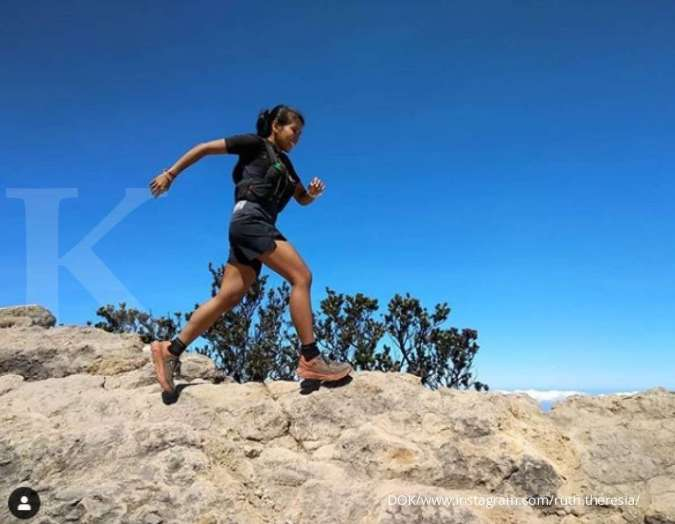 Tips supaya finish strong mengikuti trail run ala Ruth Theresia