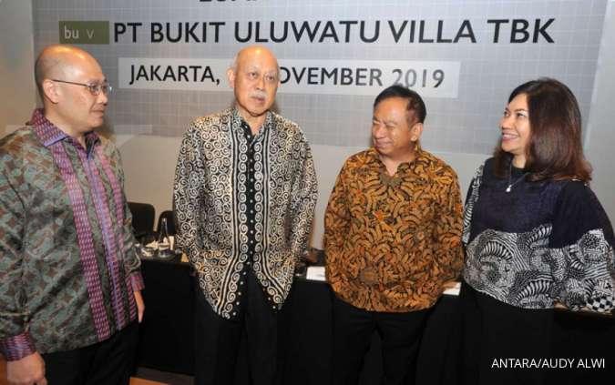 BUVA Dampak corona, kunjungan Bukit Uluwatu Villa Tbk (BUVA) merosot 30% di Maret 2020