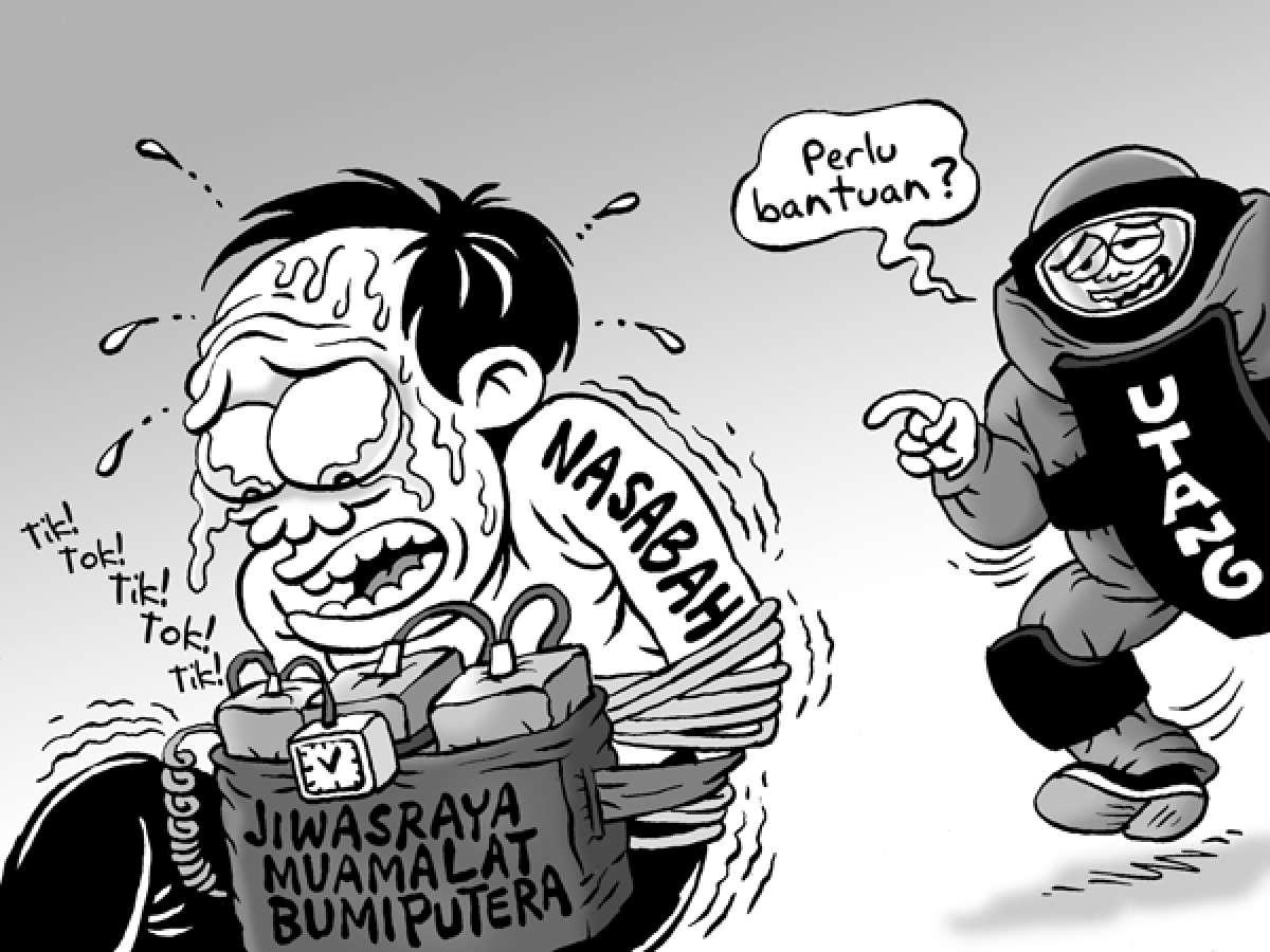 Benny Rachmadi - Bom Waktu Idustri Keuangan