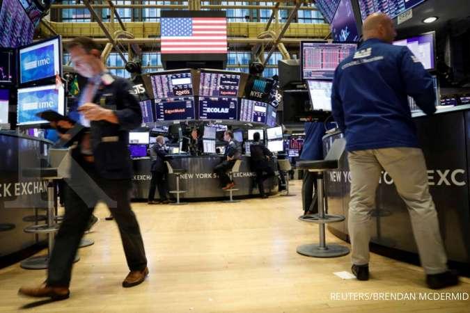 Wall Street rekor dipicu harapan kesepakatan dagang & melonjaknya saham kesehatan