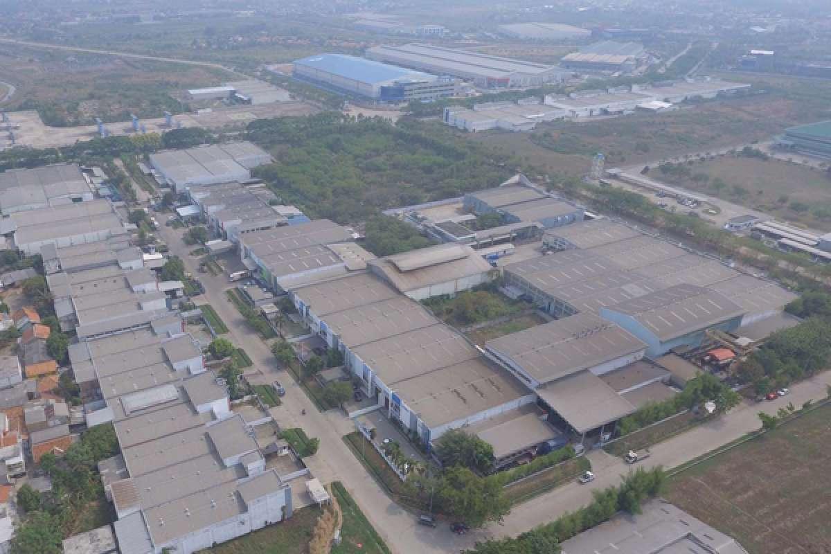 Realisasi Investasi Kawasan Industri