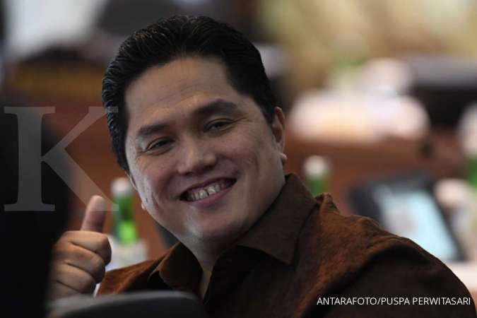 Erick Thohir: Kepastian nasib Ahok di BUMN terjawab awal Desember